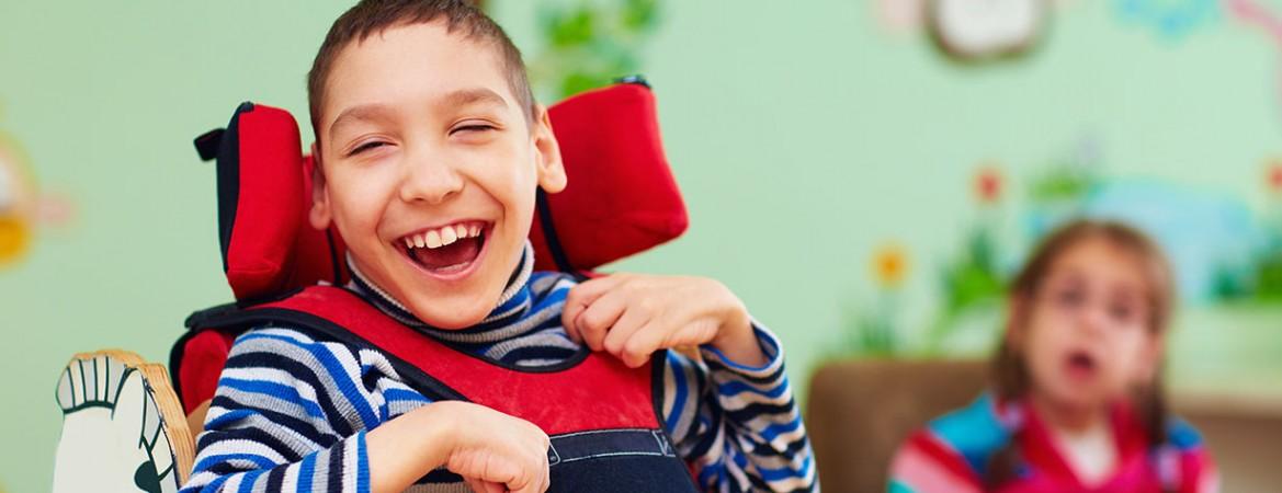 عيادة طب الأطفال والشلل الدماغي